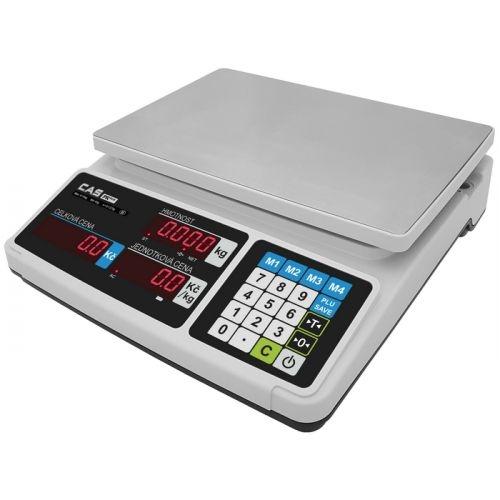 Obchodní váha CAS PR PLUS 6L  LED 6kg
