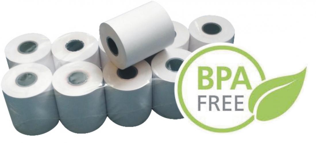 57/40/12 pokladní termo kotoučky bez BPA