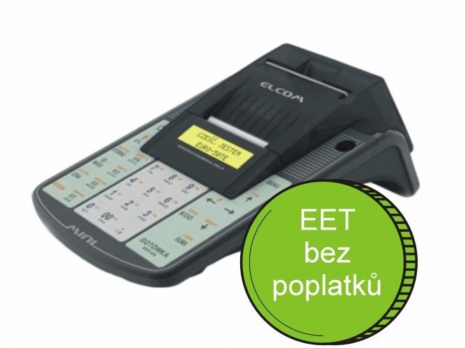 Registrační pokladna Euro 50TEi CZ WiFi