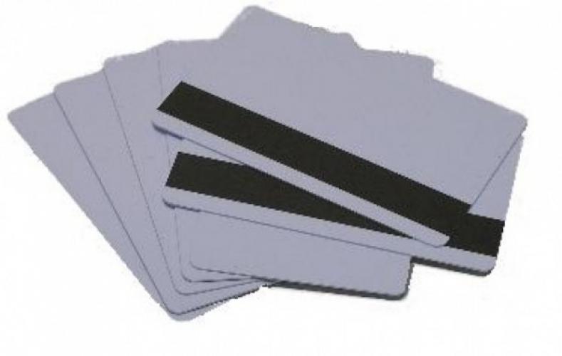 Magnetická přihlašovací karta (bez potisku)