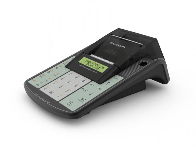 Registrační pokladna Euro 50TEi CZ WiFi, 4G - SIM karta, podsvícený displej