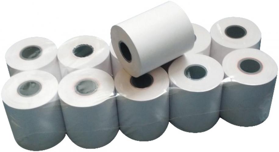57/70/17 pokladní termo kotoučky bez BPA 55g/m2