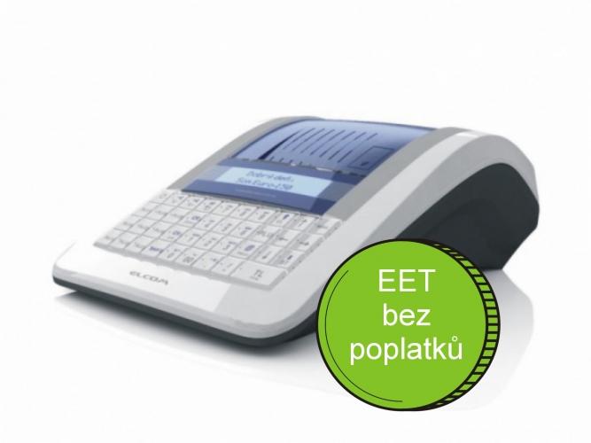 Registrační pokladna Euro 150TEi CZ Ethernet (LAN)
