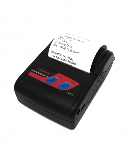Mobilní termo tiskárna Cashino PTP-II